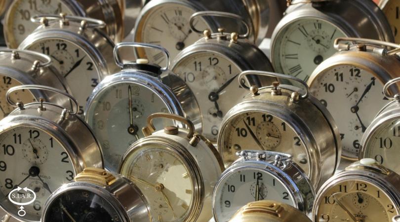 Concetto di tempo: il tempo lineare, il tempo circolare, il tempo dell'evoluzione, il tempo terapeutico