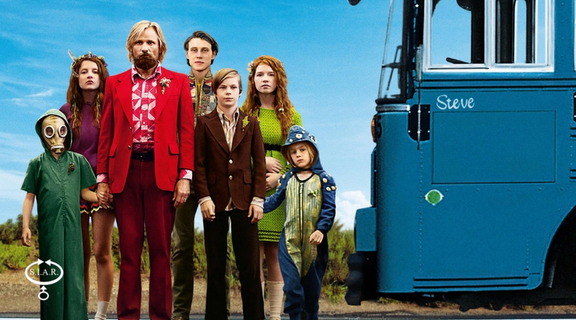 Captain Fantastic |  Luisa Barbato
