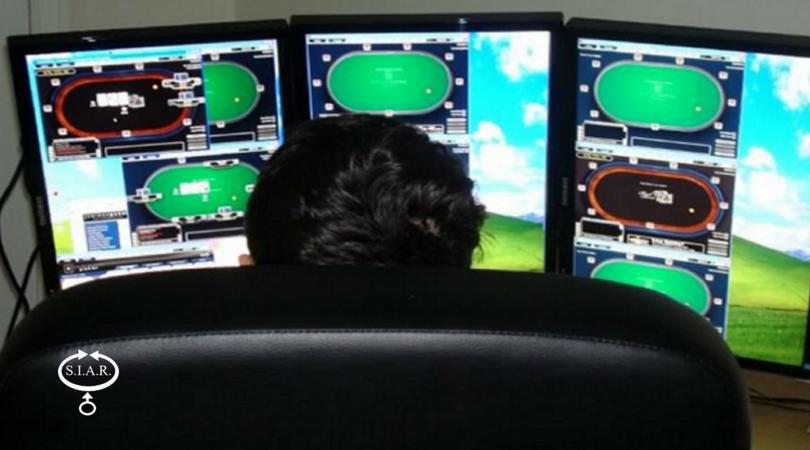 Adolescenti: attenti al gioco d'azzardo online