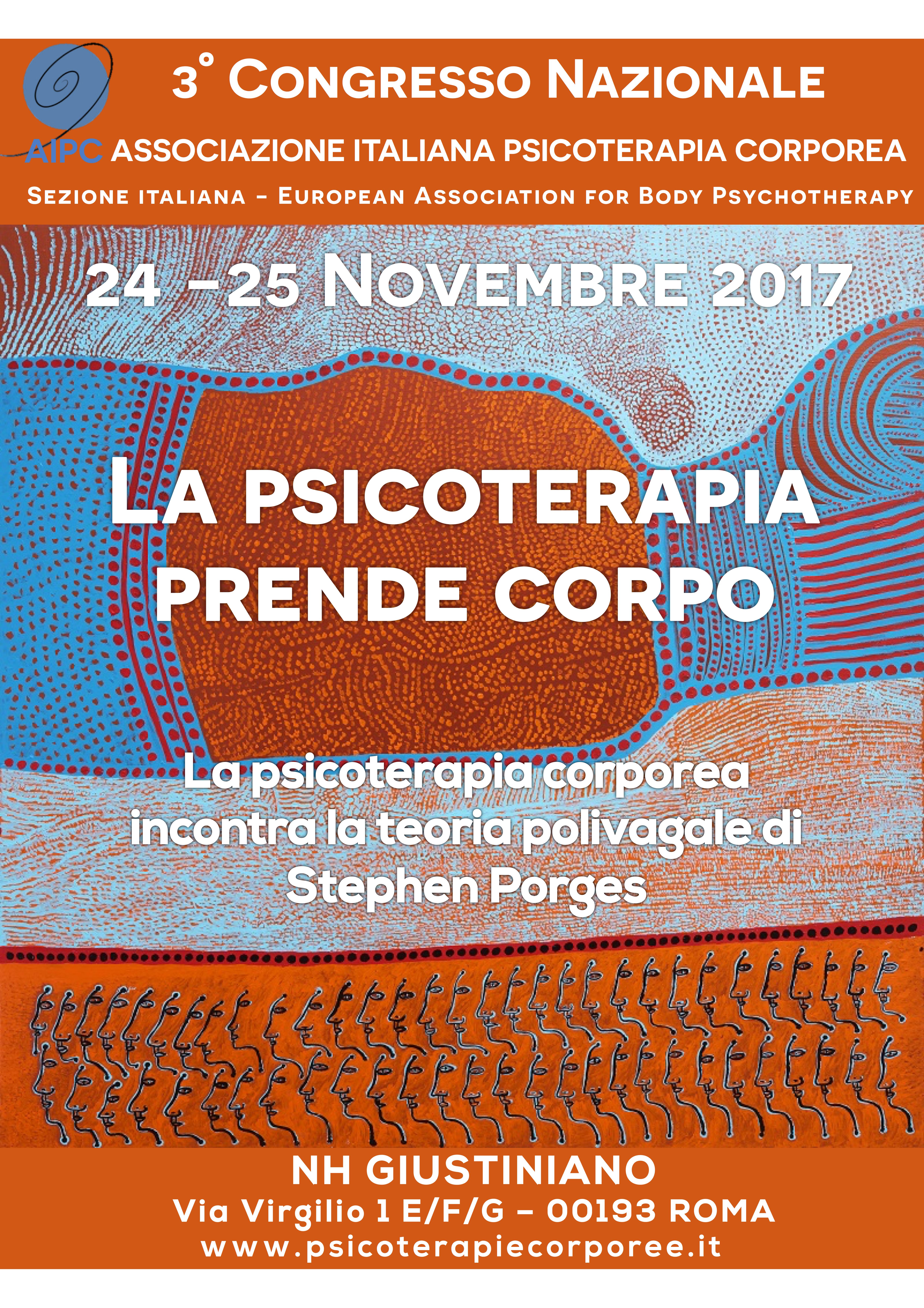 III° Congresso AIPC | La Psicoterapia prende corpo