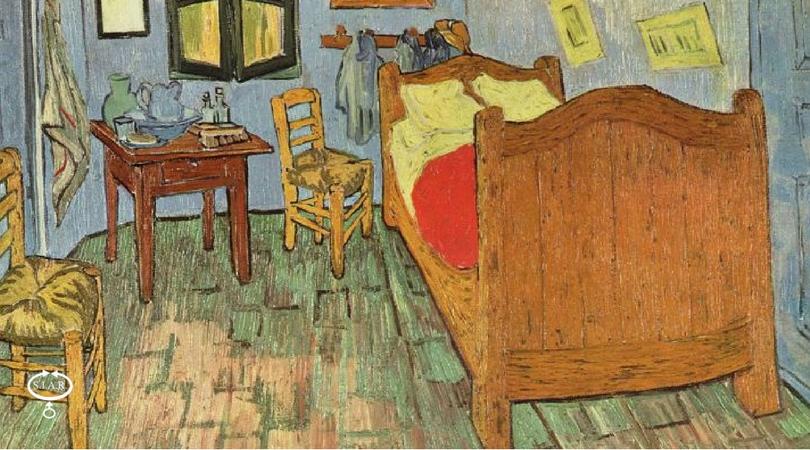 Van Gogh nei suoi colori originali