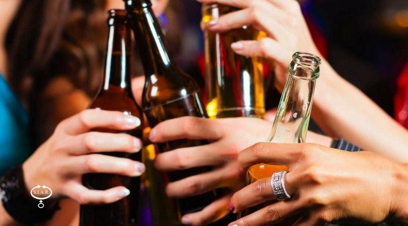 Il libro inchiesta sui giovani e l'alcol